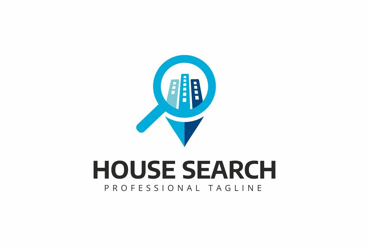 House Search Logo example image 1