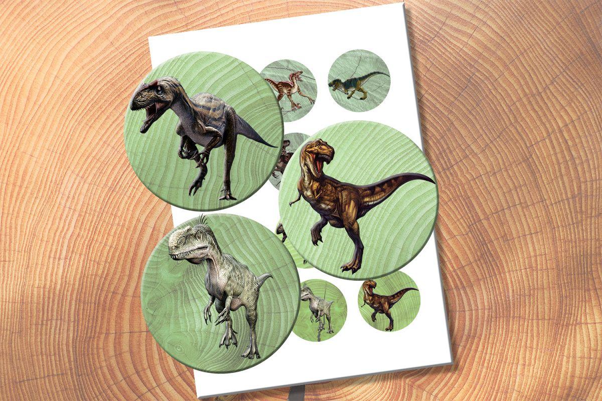 Dinosaurs, Bottlecaps, Pendants, Halloween sale, SALE OFF50 example image 1