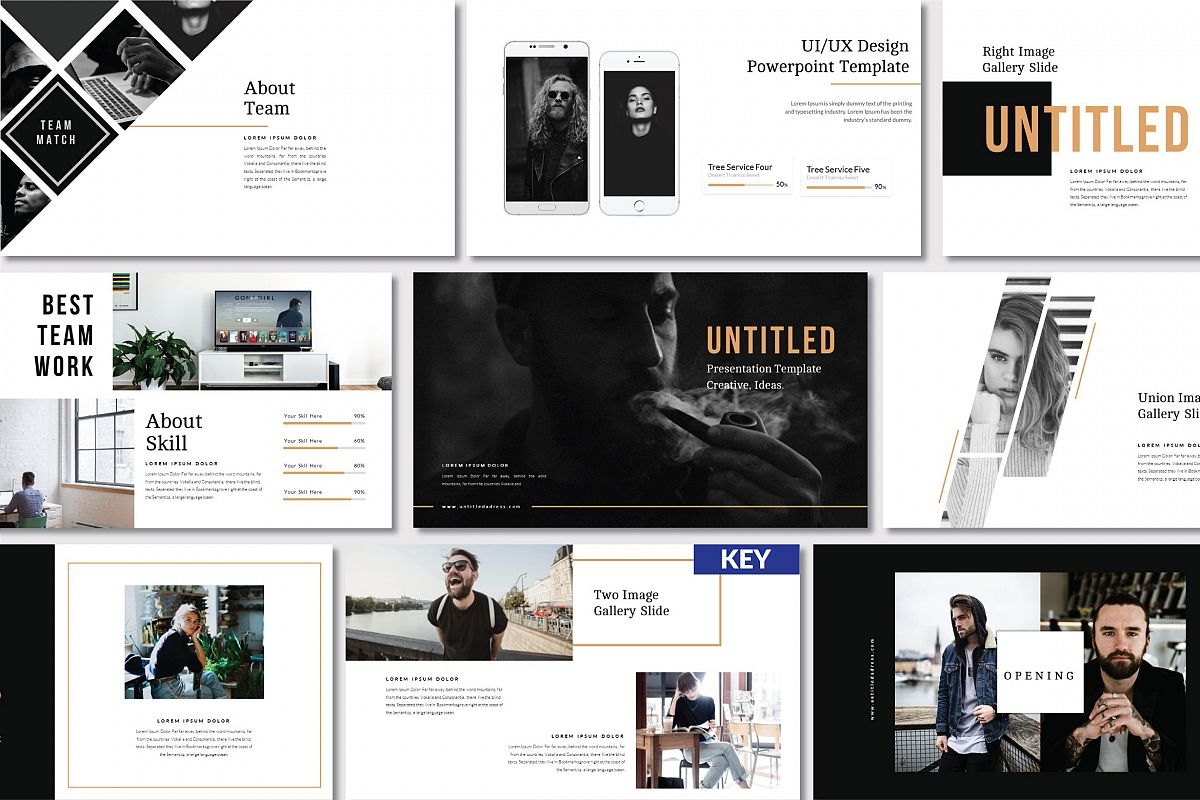 Untitled Business Keynote Template example image 1