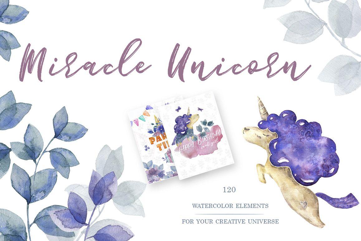 Miracle Unicorn example image 1