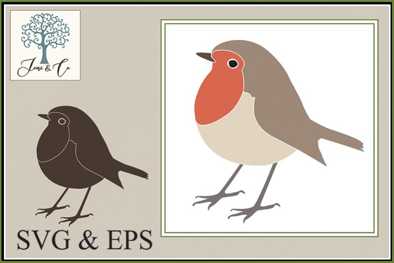 English Robin example image 1