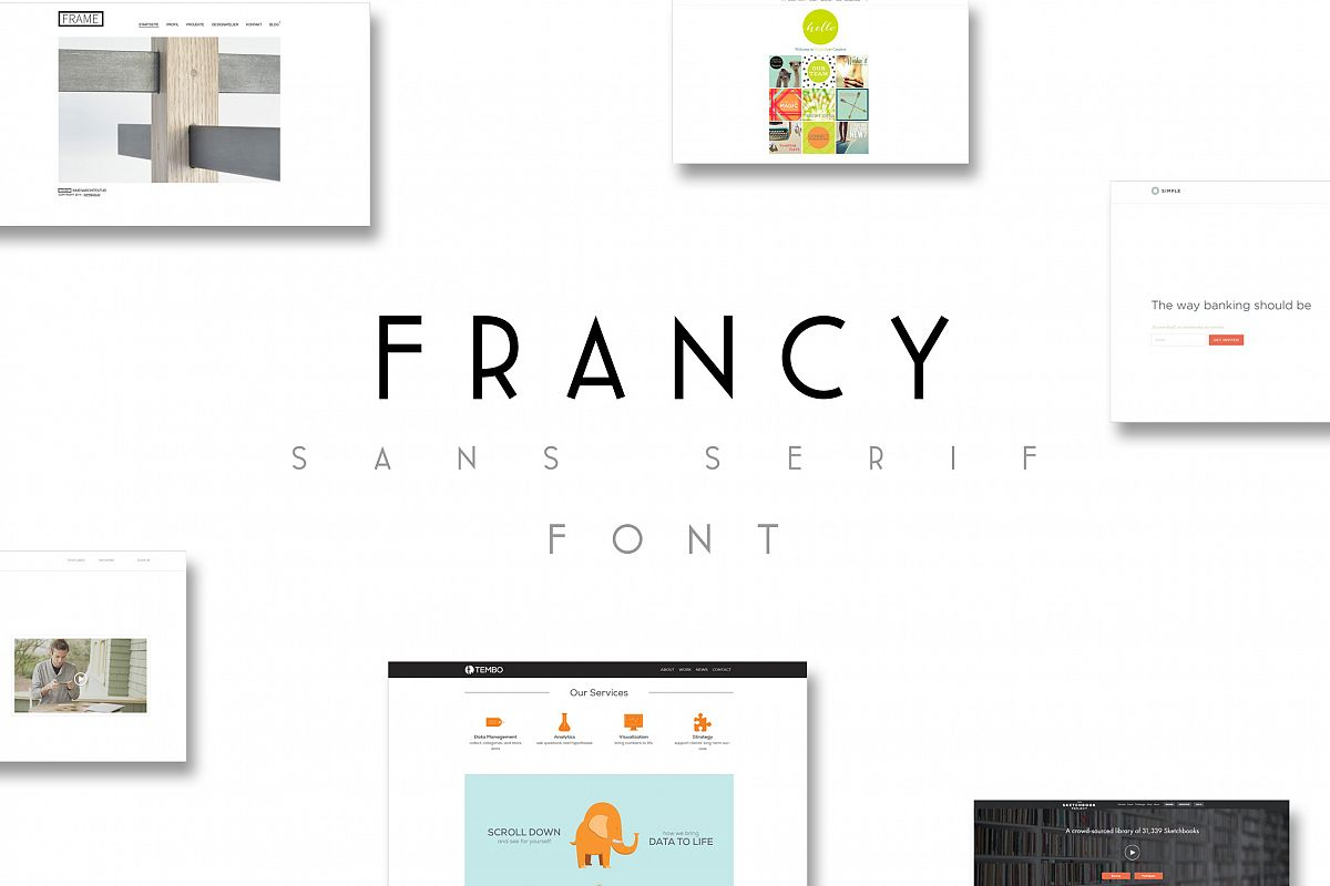 Francy example image 1