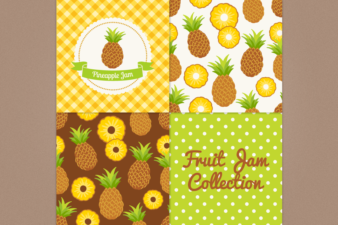 Pineapple Jam example image 1