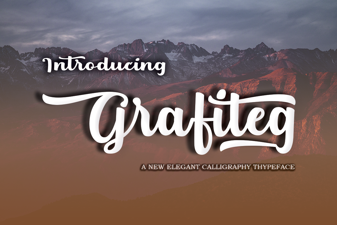Grafiteg script example image