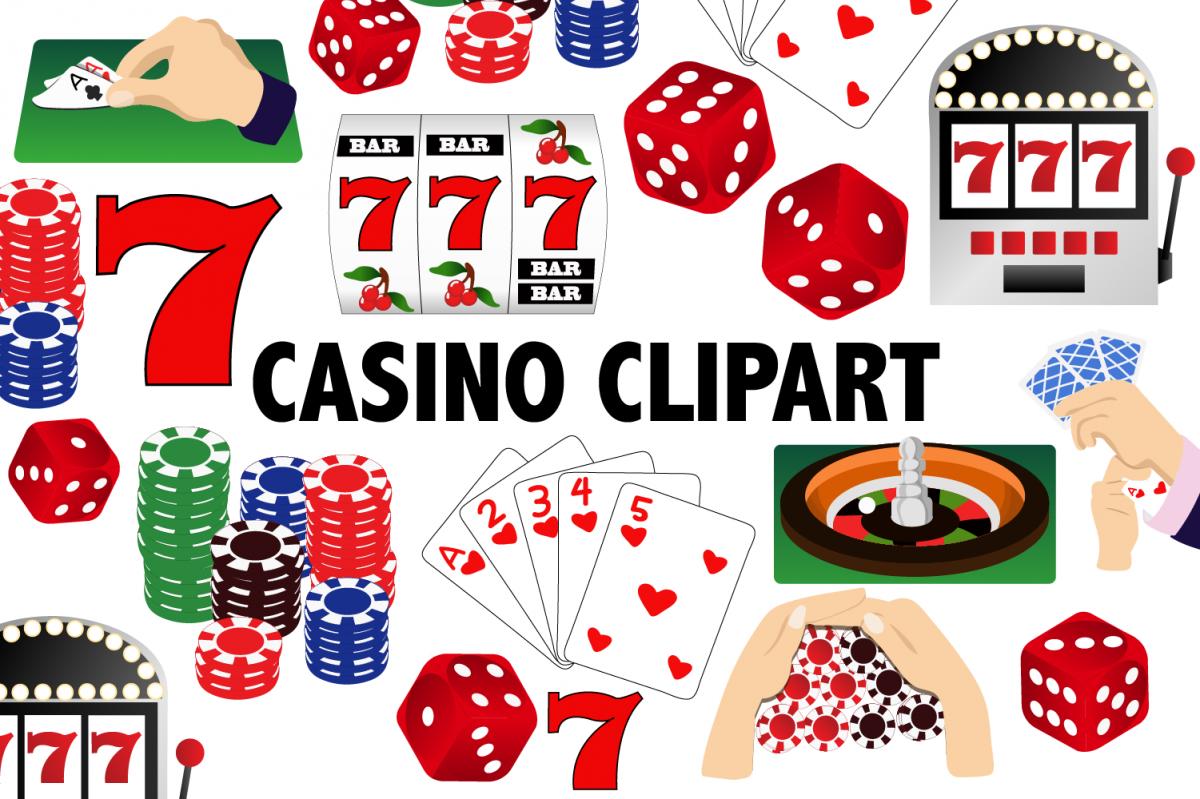 Casino Clipart example image 1