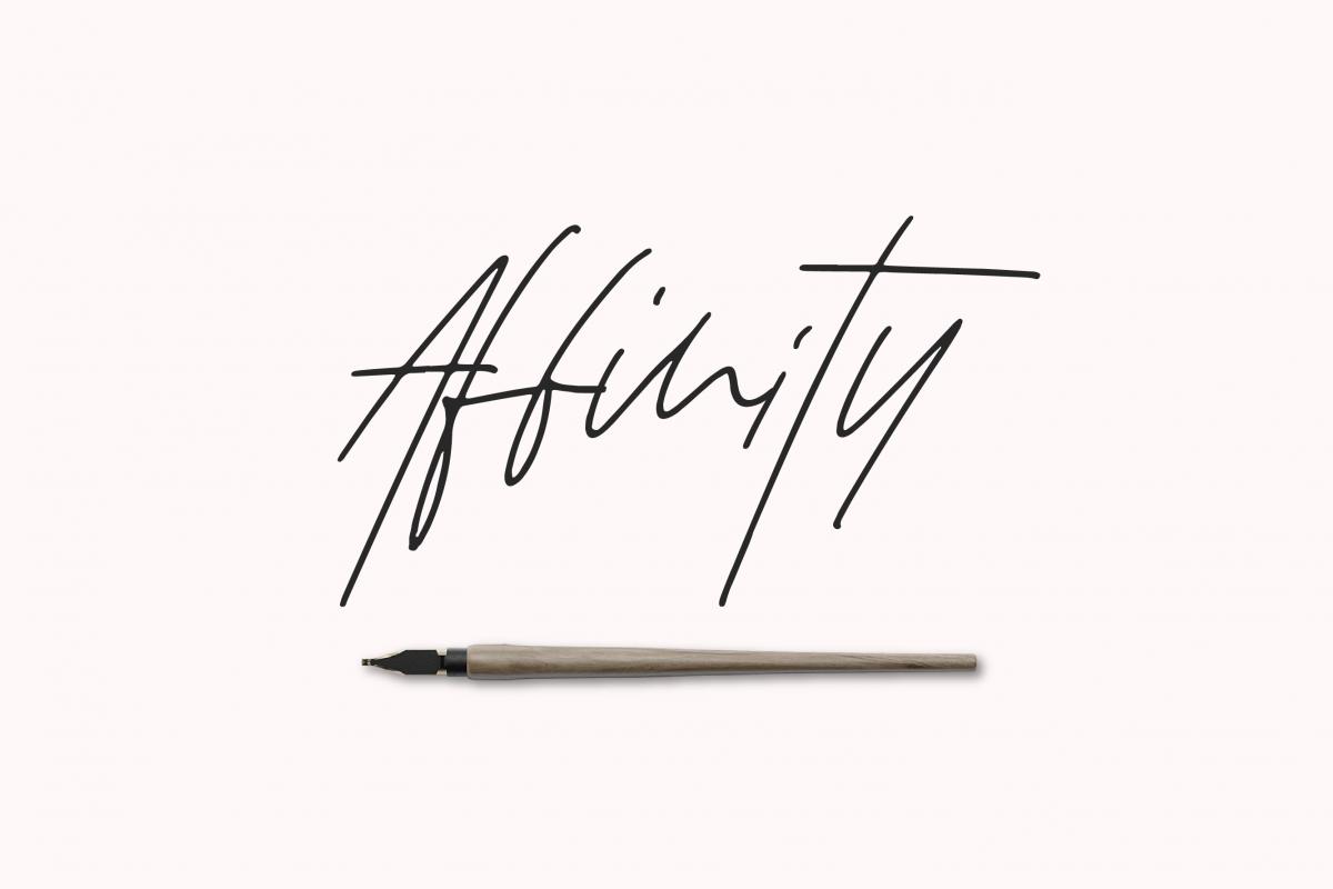 Affinity Font Set example image