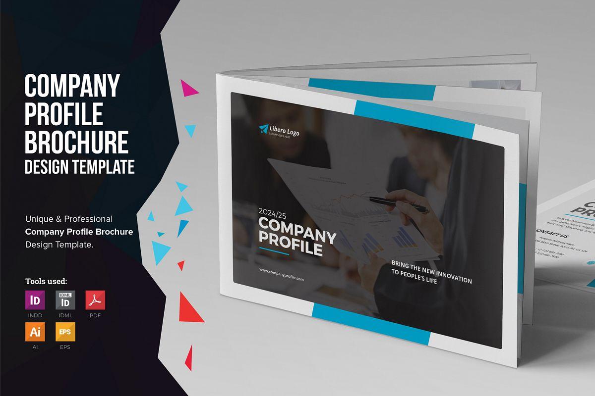 Company Profile Brochure Design v2