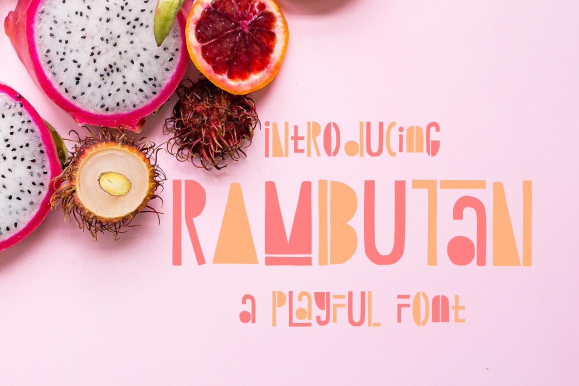 Rambutan example image 1