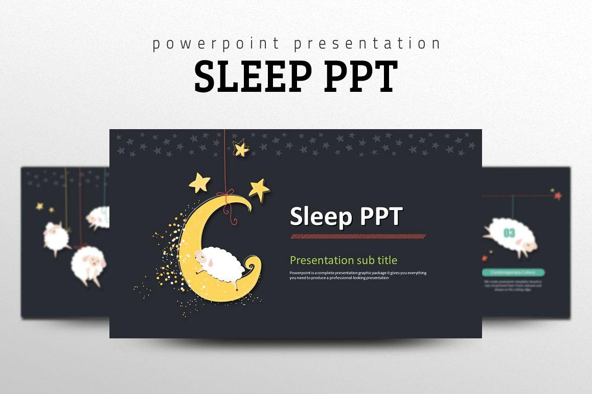 Sleep PPT example image 1