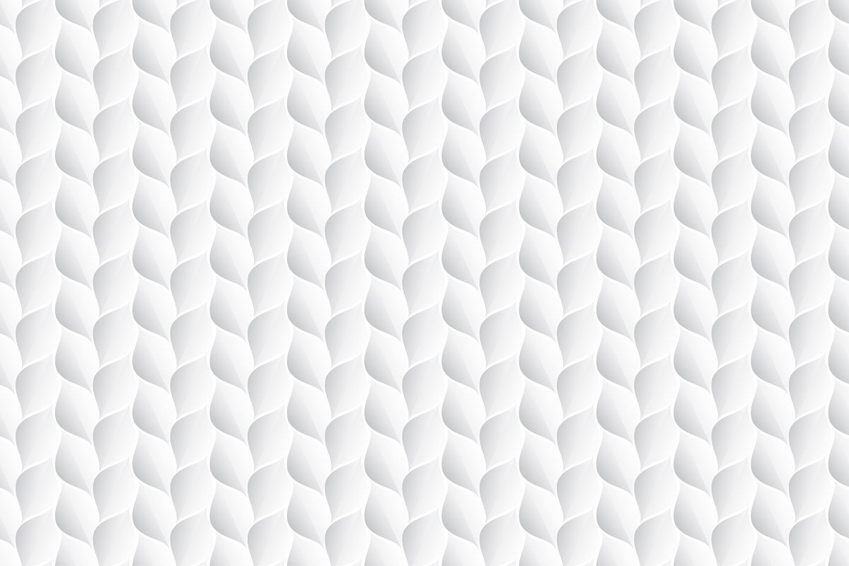 White decorative texture - seamless. example image 1