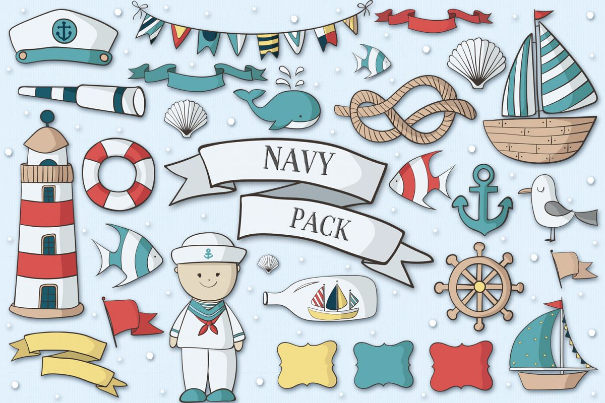 Navy Pack example image 1