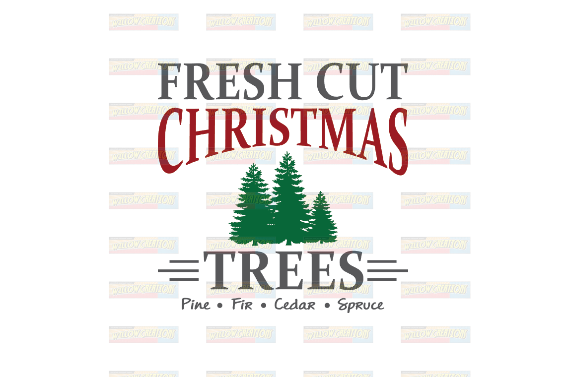 Fresh Cut Christmas Trees example image 1