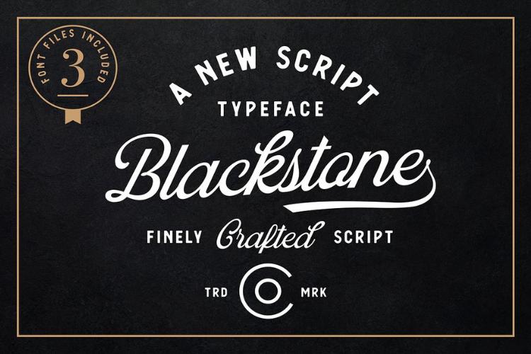 Blackstone Script example image 1