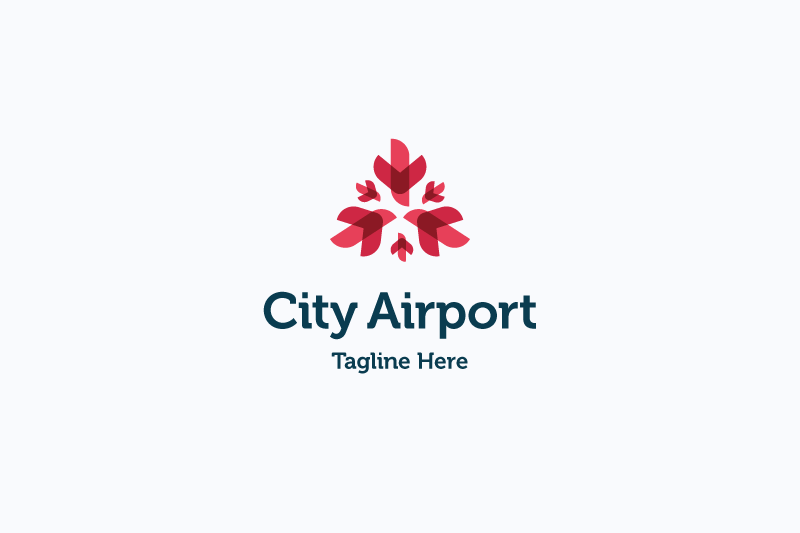 City Airport Logo example image 1