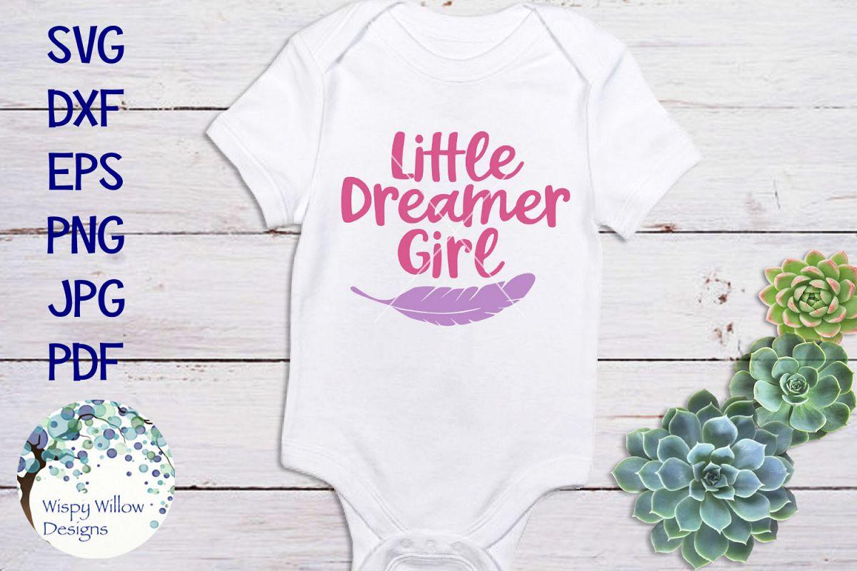 Little Dreamer Girl example image 1