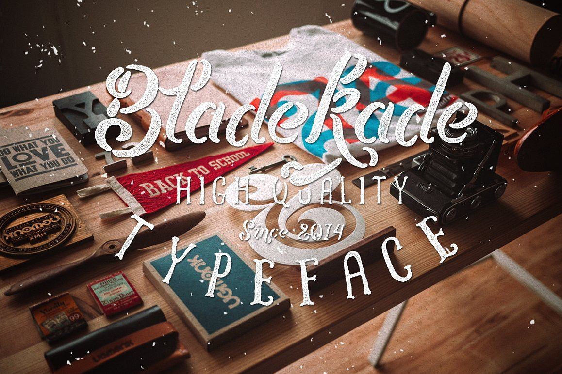 Bladekade example image 1
