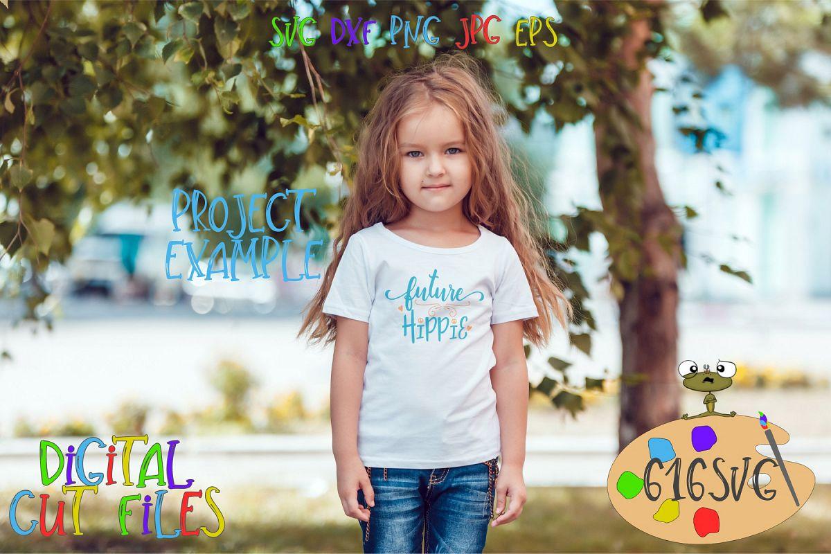 Future Hippie SVG example image 1