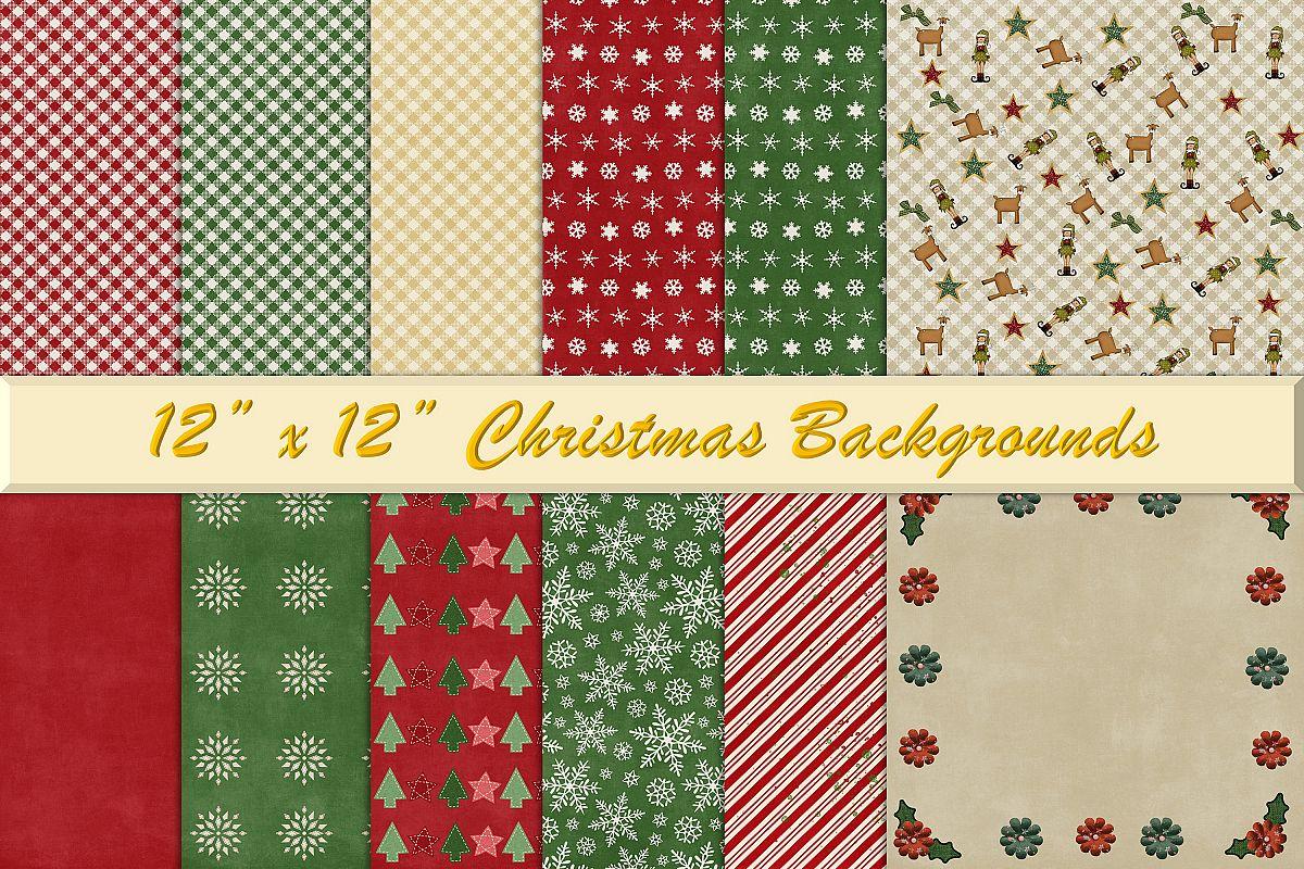 Christmas backgrounds 12