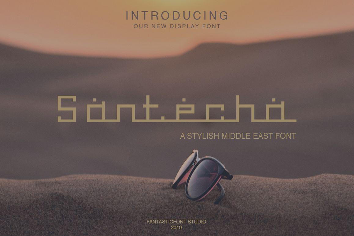 Santecha example image 1