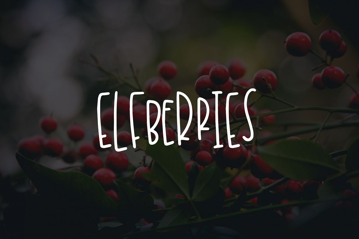 Elfberries example image 1