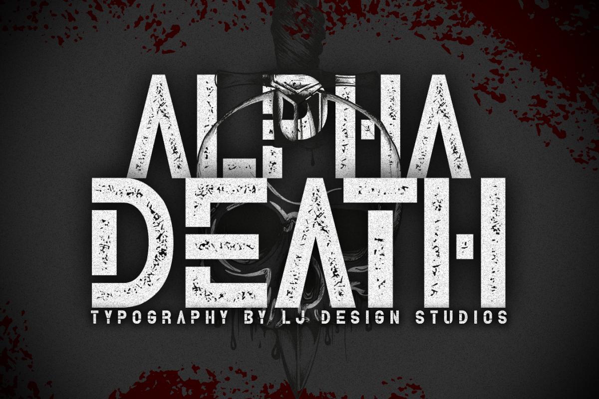 Alpha Death example image 1