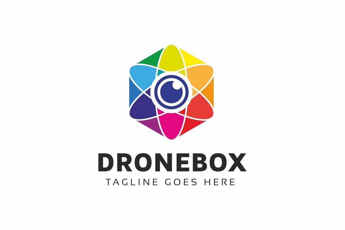 Drone Box Logo example image 1