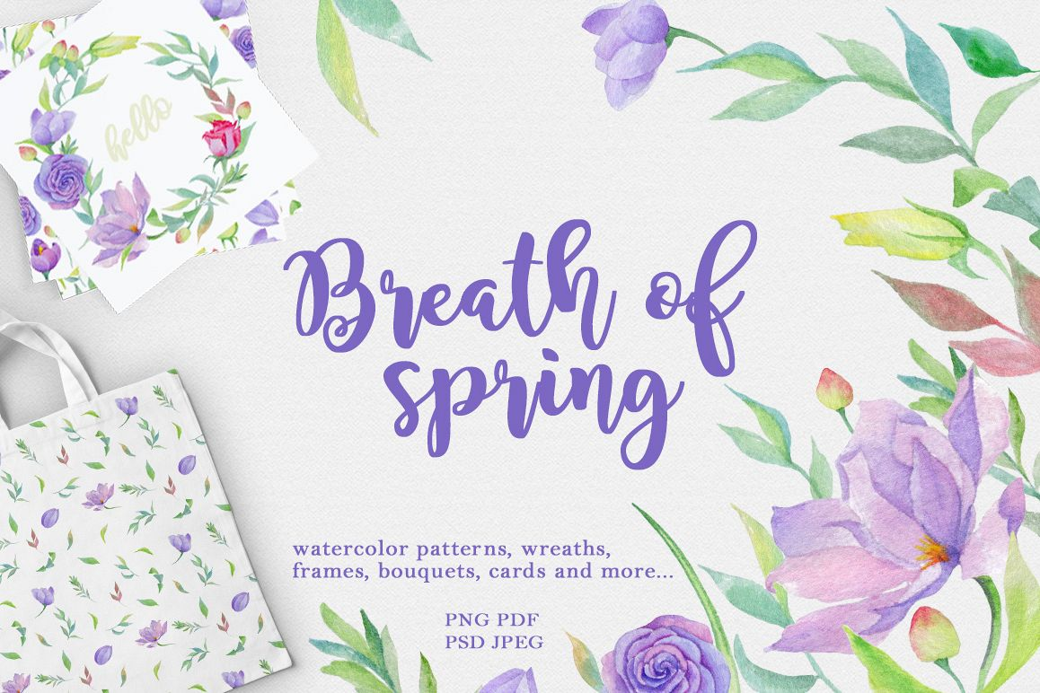 Breath of spring example image 1