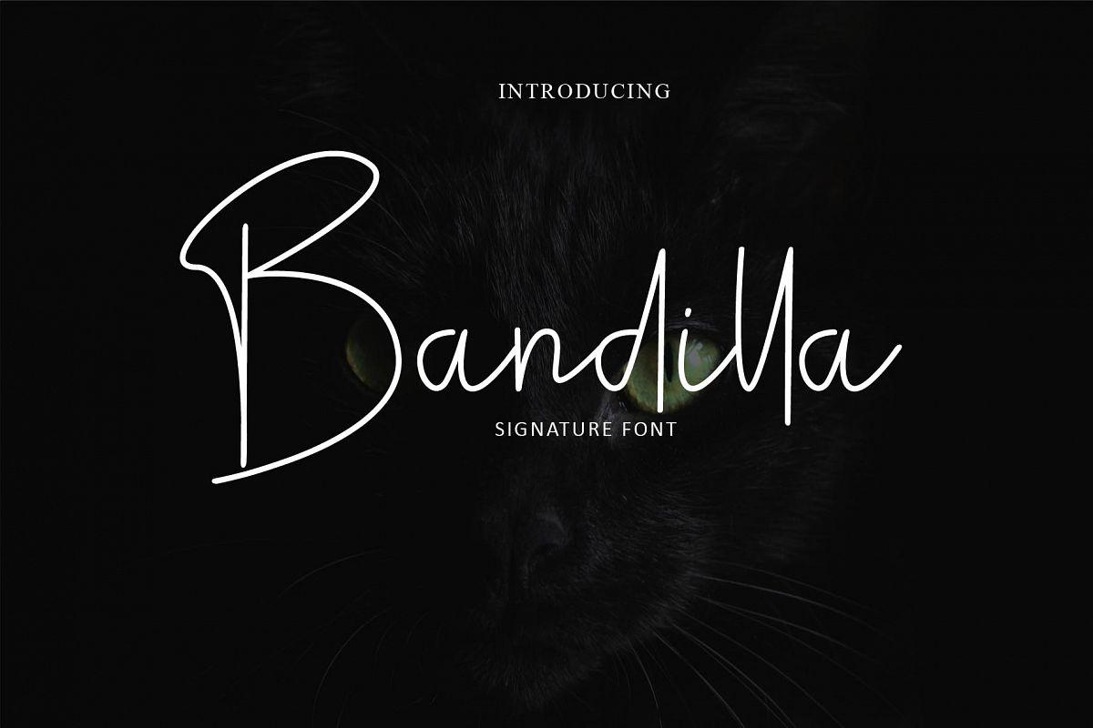Bandilla example image 1