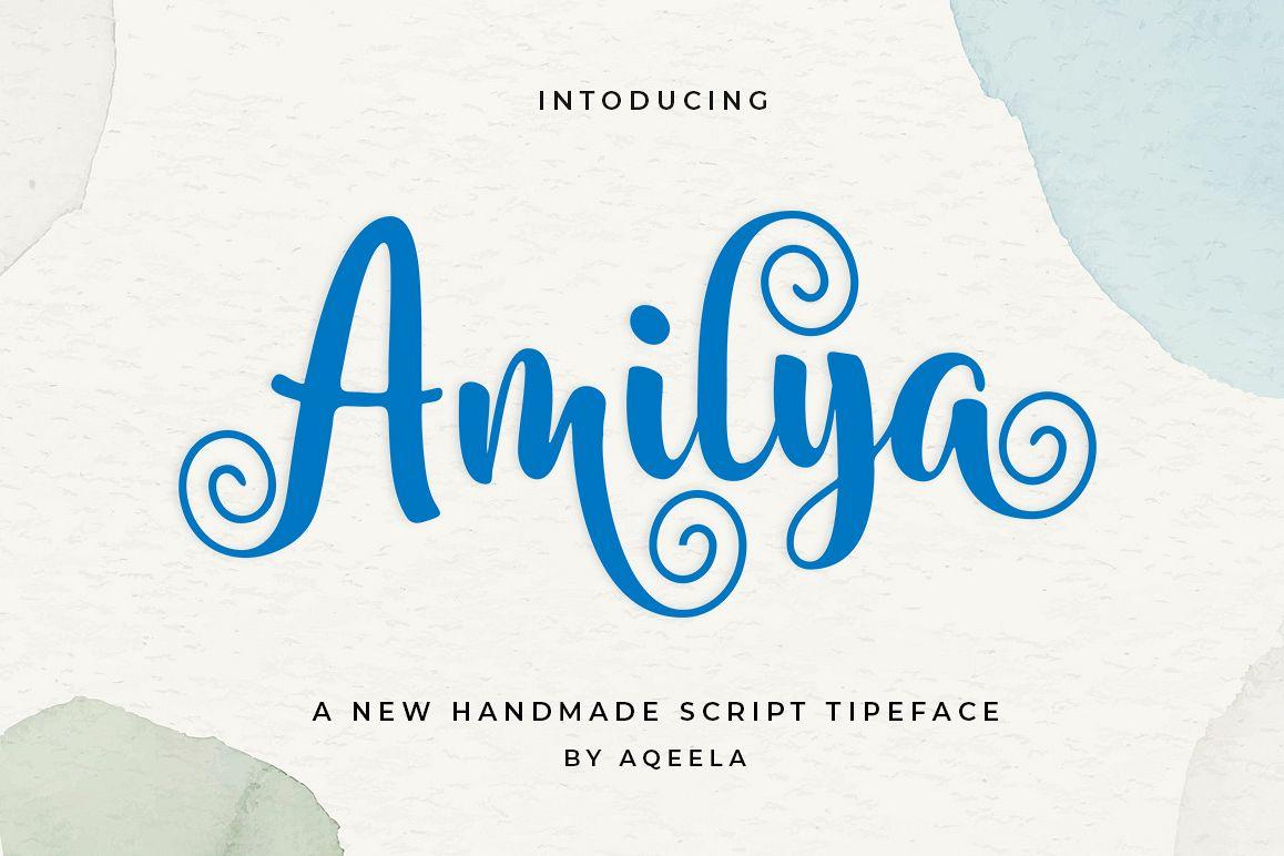 Amilya example image 1