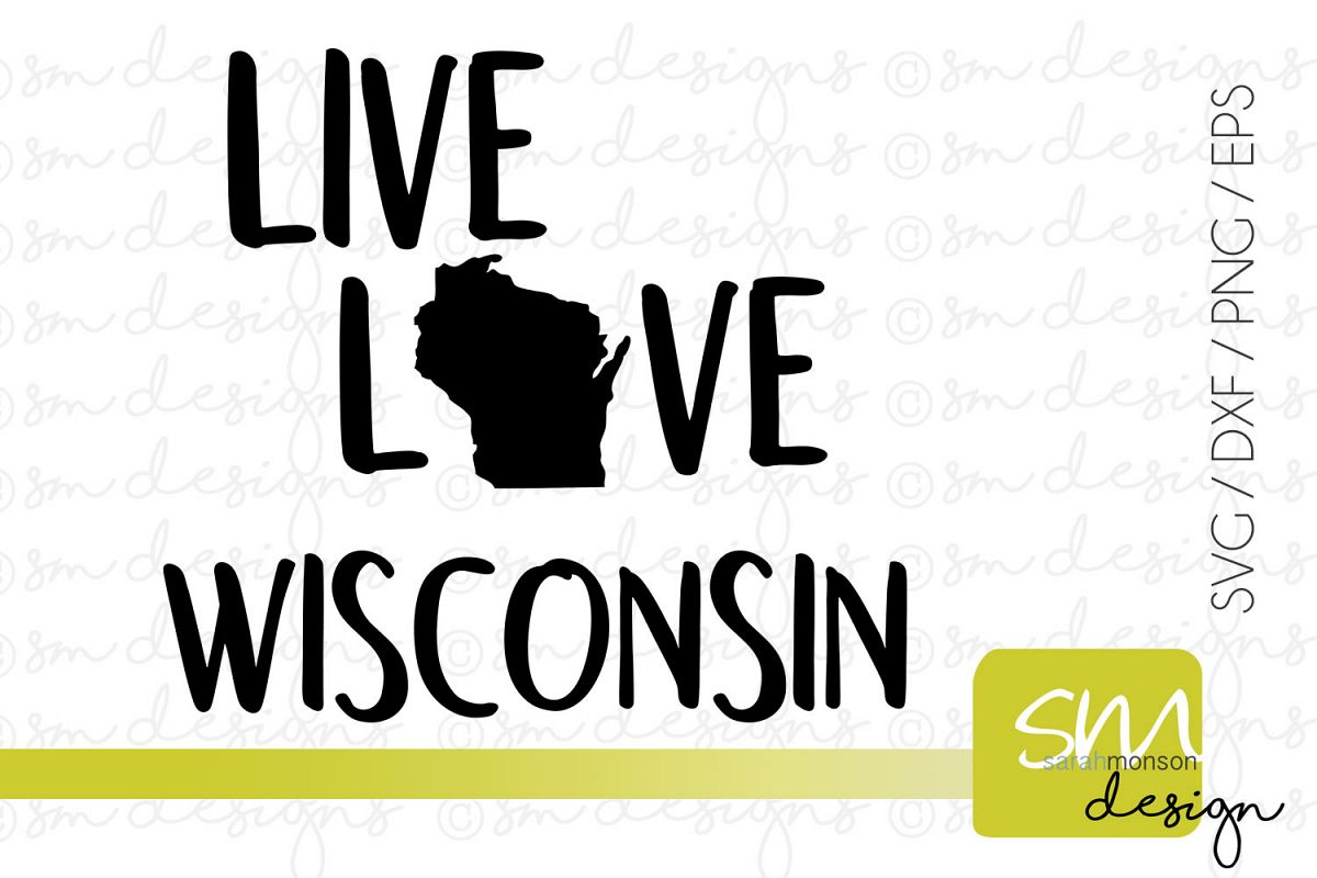 Live Love Wisconsin example image 1