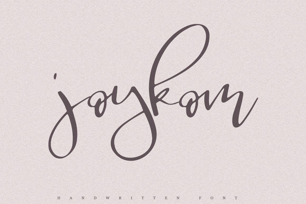 Joykom example image 1