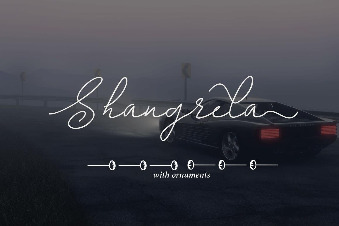 Shangrela example image 1