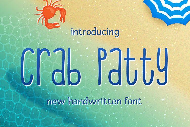 Crab Patty example image 1