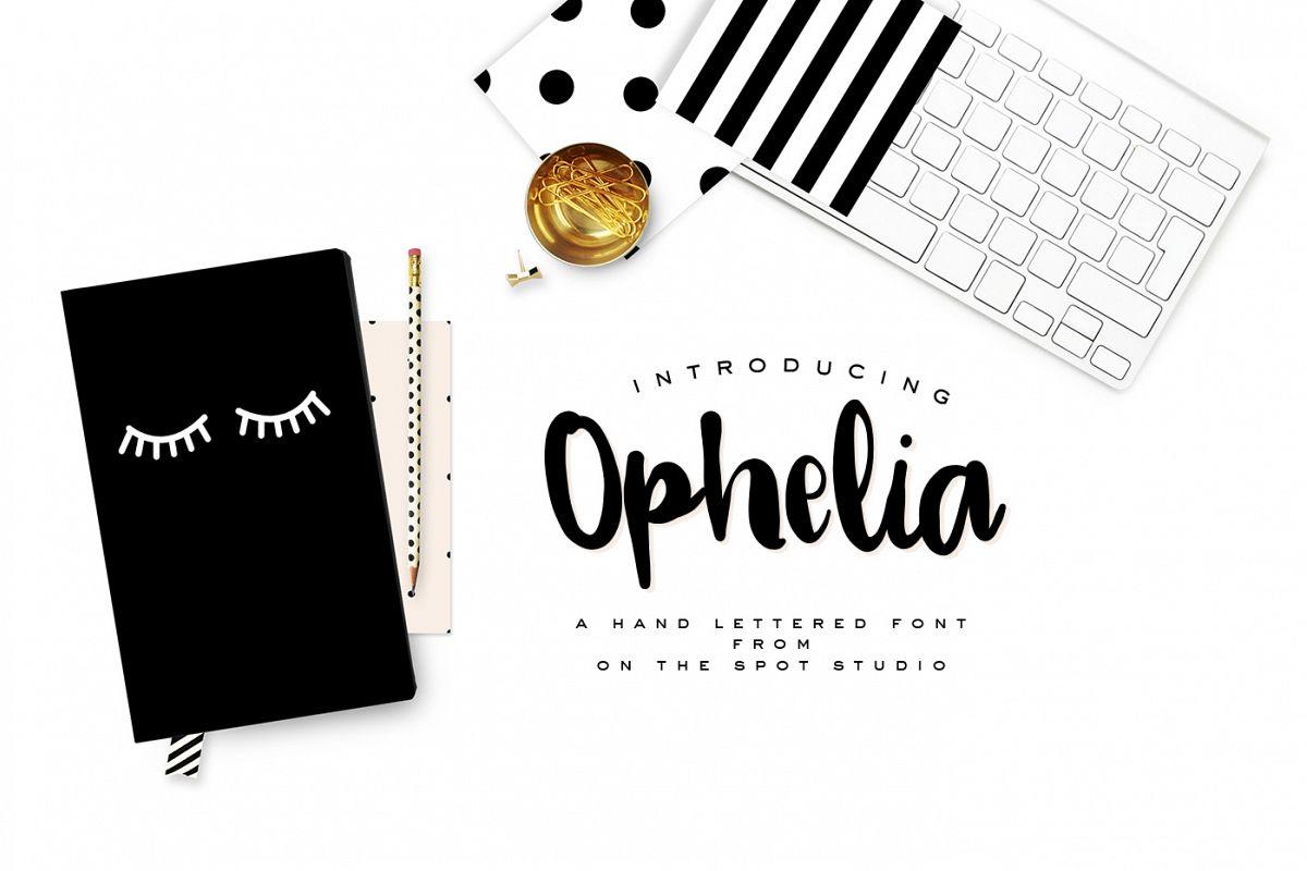 Ophelia example image 1
