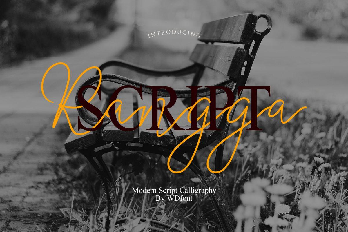 Rangga Script example image 1