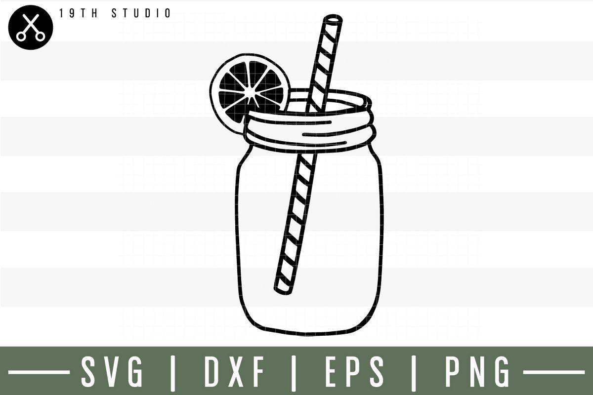 Iced tea SVG  Tea SVG example image 1