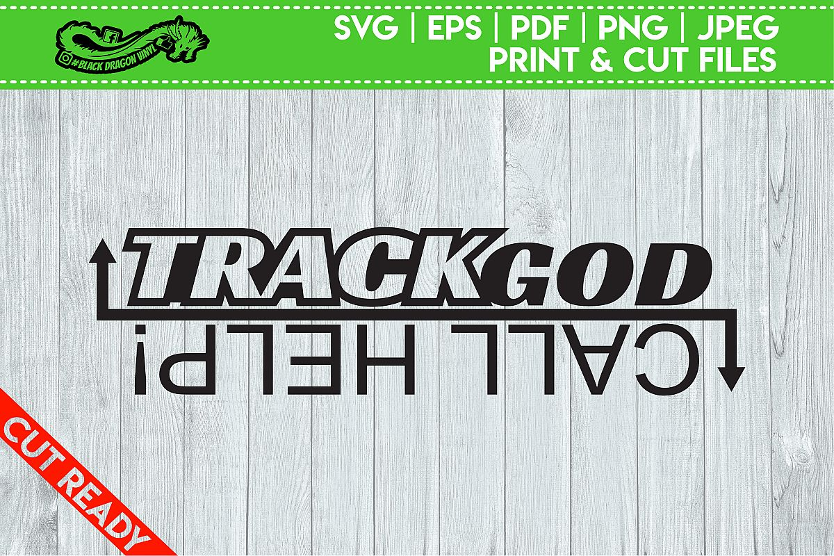 Track God Call For Help example image 1