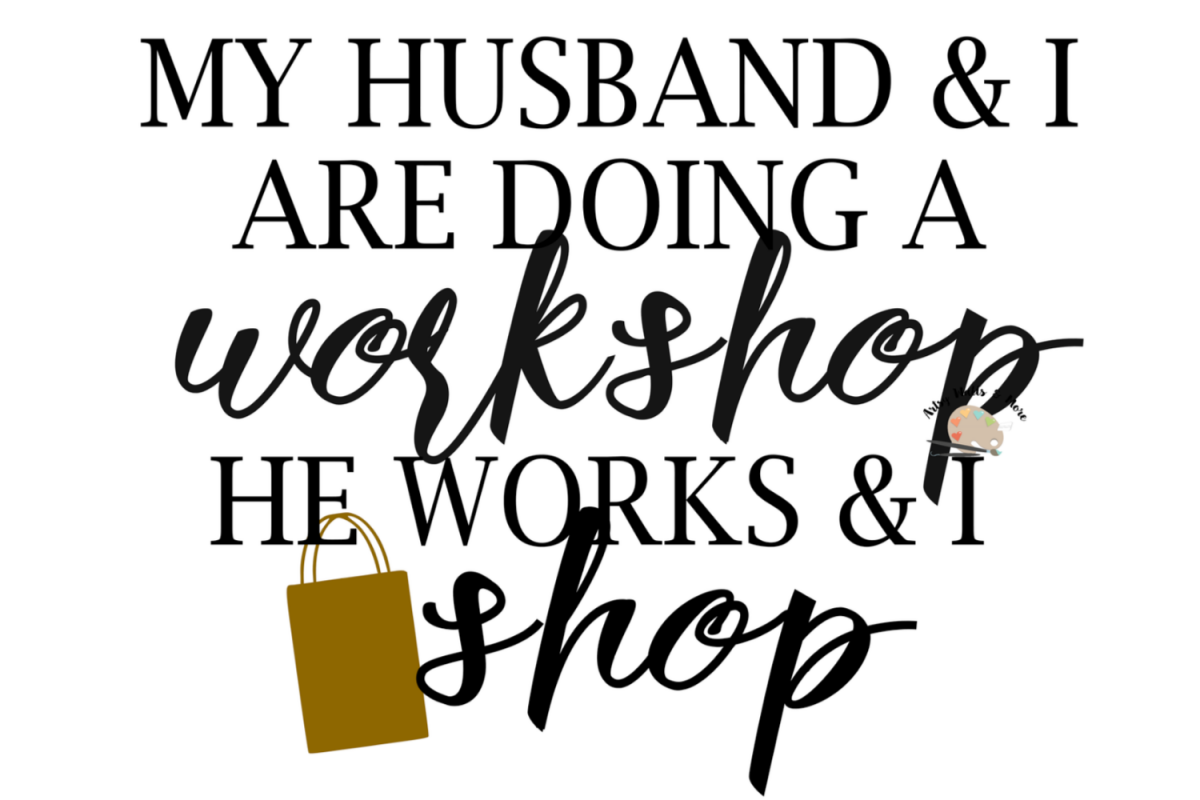 funny woman svg funny wife svg shopping design bundles