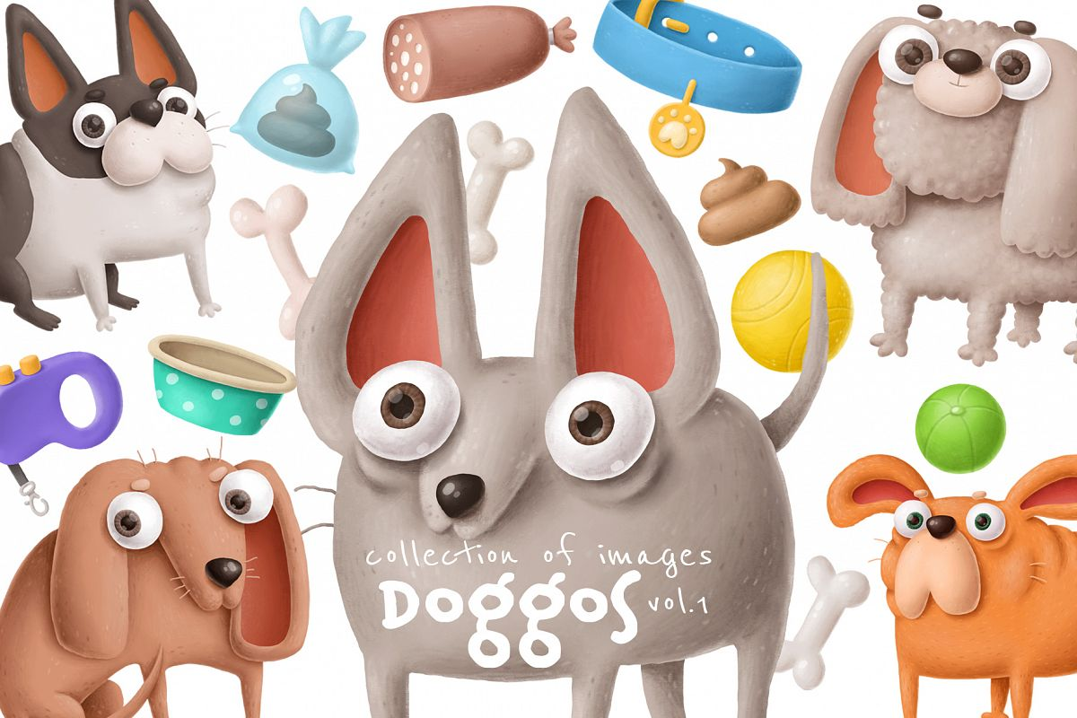 Doggos collection example image 1
