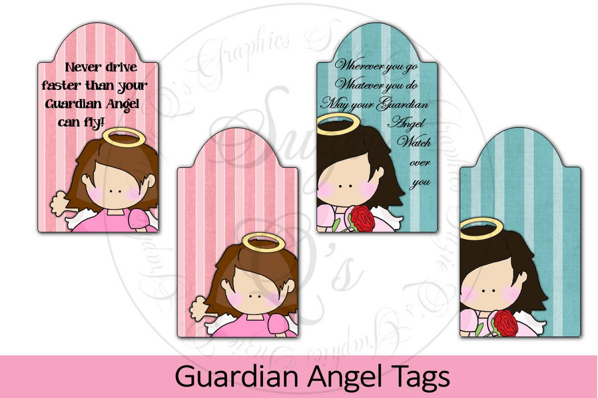 Guardian Angel Tags example image 1