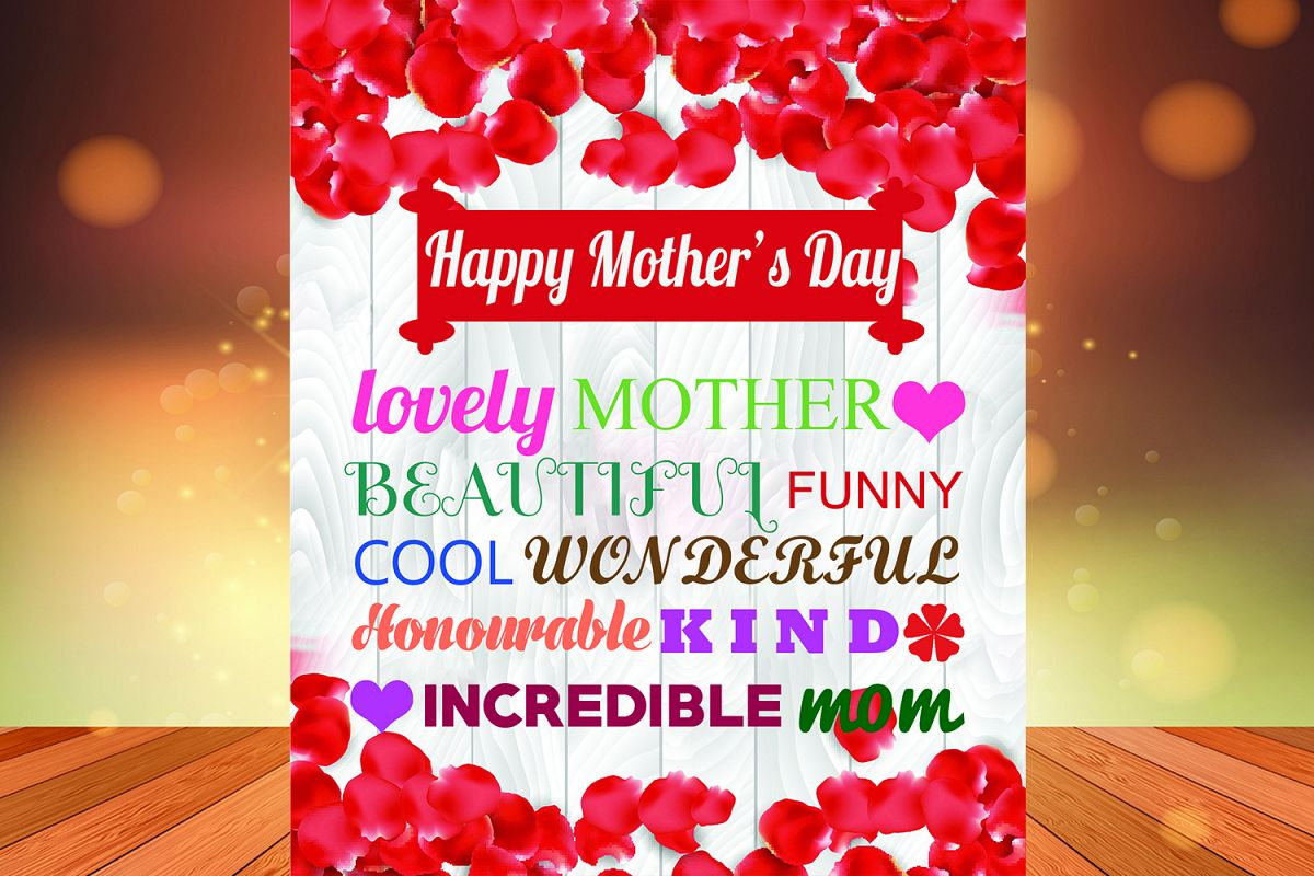Happy mothers day greeting card happy mothers day greeting card example image 1 m4hsunfo