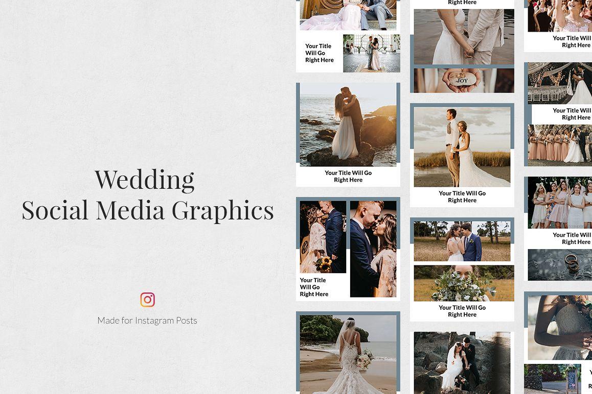 Wedding Instagram Posts example image 1