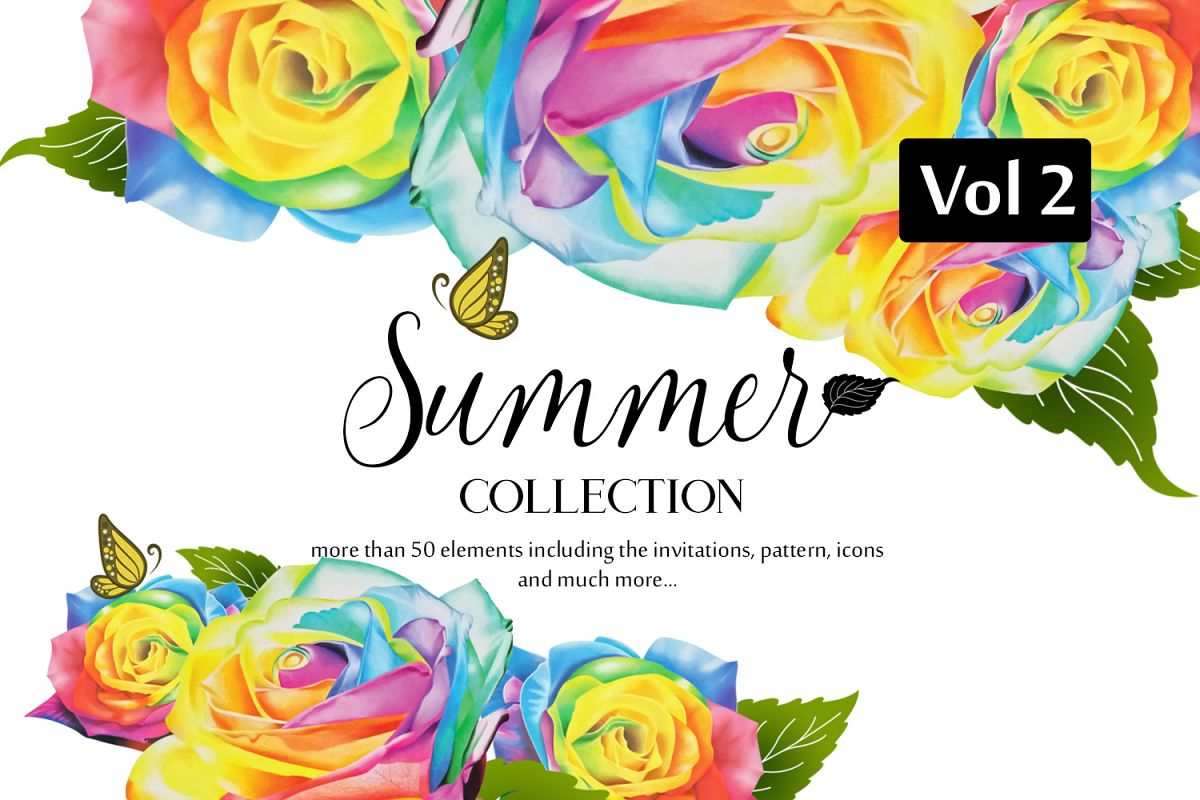 Summer Collection Set Vol. 2 example image 1