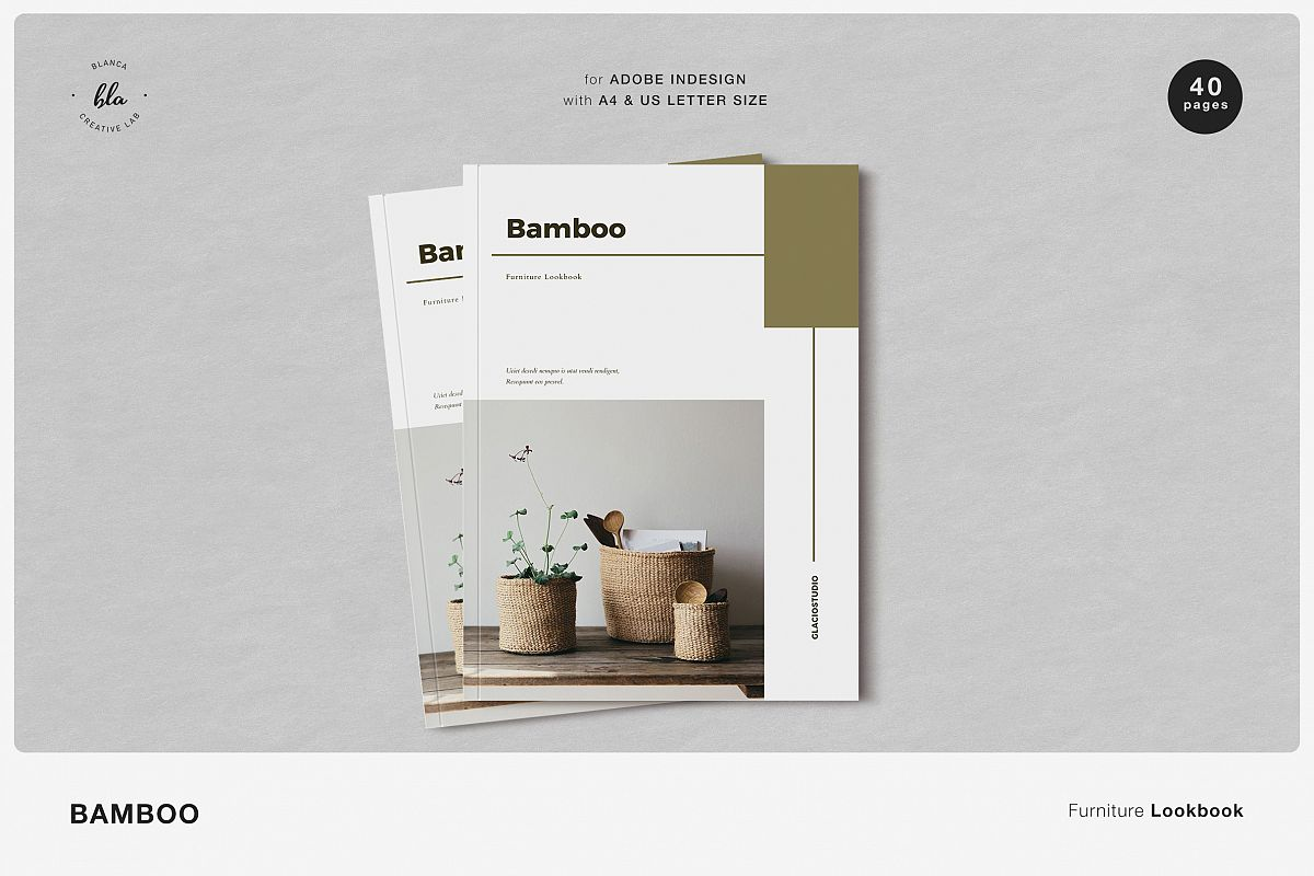 BAMBOO Furniture Lookbook example image 1