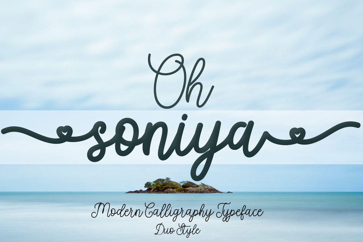 Soniya example image 1