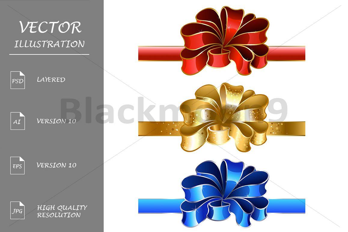 Festive Bows example image 1