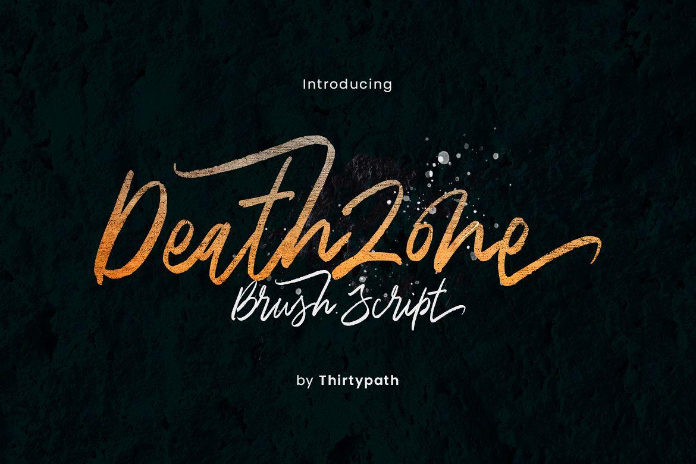 Death Zone Brush example image 1