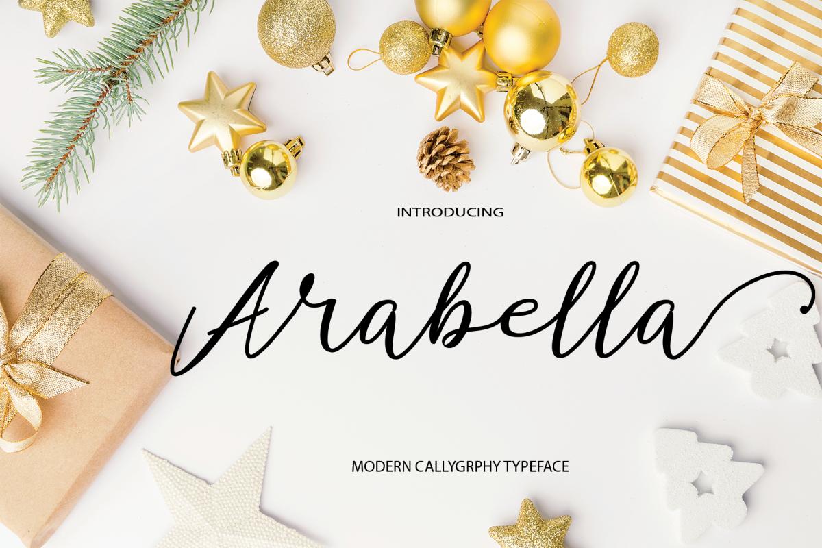 Arabella example image 1