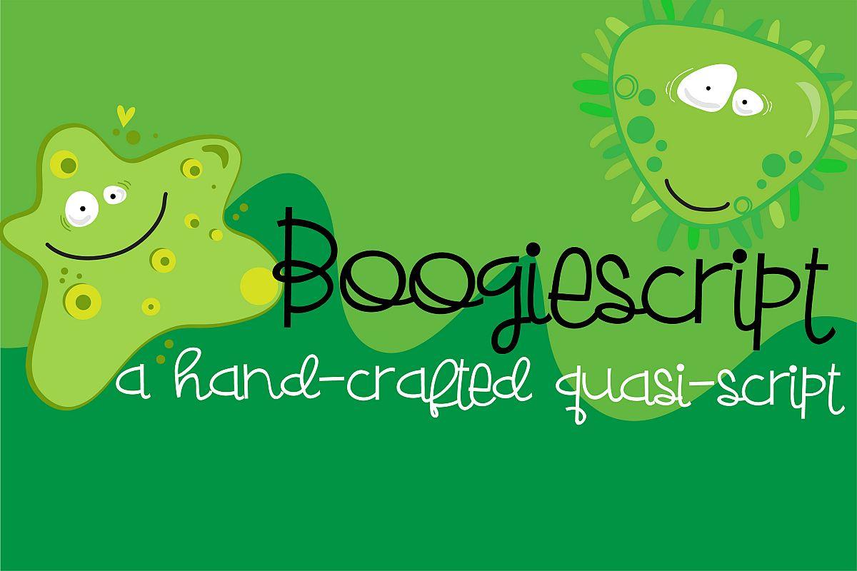 ZP Boogiescript example image 1