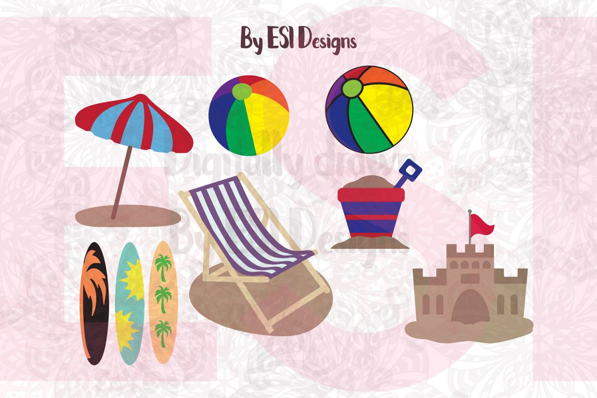 Summer Mini Bundle  example image 1